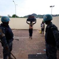 L'UE veut renforcer le mandat des casques bleus au Soudan du Sud