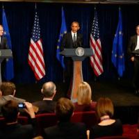 Le message d'Obama aux Européens à Varsovie : le monde a besoin de vous