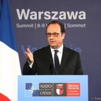 La défense européenne autonome ? Cela n'a aucun sens (Hollande). Un tournant
