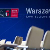 Carnet spécial – Sommet de l'OTAN Varsovie 8 et 9 juillet 2016
