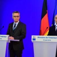 Les 12 propositions de Paris et Berlin en matière de sécurité intérieure