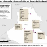 La participation européenne à la coalition contre Daesh : encore bien timide. Etat des lieux