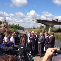 Un addendum aux accords de Minsk sur le retrait de la ligne de contact