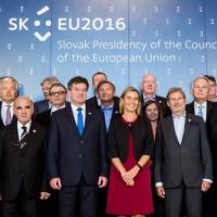 Au Gymnich de Bratislava les 2 et 3 septembre 2016 (V2)