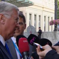 Face aux allégations britanniques, Stoltenberg et Mogherini mettent les points sur les «i»