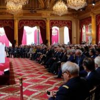 François Hollande propose de mettre en place un fonds européen de défense