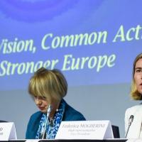 Finie la réflexion, place à l'action. Federica Mogherini amorce une déclinaison en projets sur la sécurité et la défense