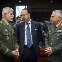 Recherche, fonds de roulement, prêts de la BEI, les solutions de Jorge Domecq (EDA) sur la défense