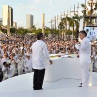 L'Union européenne suspend les sanctions sur les FARC… en attendant de les lever