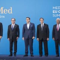 Liberté, Démocratie, Solidarité. Les conclusions des « Méditerranéens » au Sommet d'Athènes