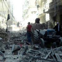 Les Européens veulent se créer un espace politique sur la Syrie. Un crime de guerre à Alep