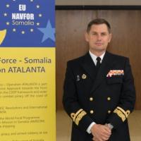 Un nouveau commandant adjoint pour EUNAVFOR Atalanta