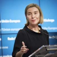 Défense européenne : un saut qualitatif (Mogherini/Le Drian + Johnson !)