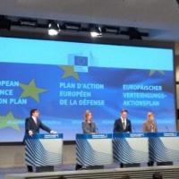 Des fonds pour la défense, éléments-clés du plan d'action de la Commission européenne (V3)