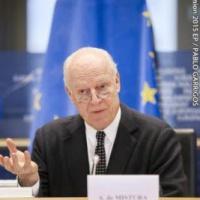 L'UE attendue pour la reconstruction de la Syrie (Staffan De Mistura)