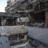 Face à l'explosion syrienne, les Européens semblent bien désarmés (V2)