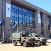 Les 28 fixent leur position sur le FEDef, le Fonds européen de défense. En piste pour la négociation avec le Parlement