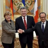 Accords de Minsk : le compte n'y est pas. Les sanctions contre la Russie prolongées (V2)