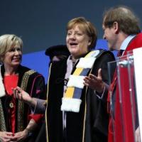 Le soutien américain ne sera pas éternel, l'Europe doit accroitre sa coopération de défense (Merkel)