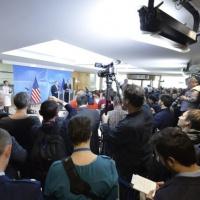Le contribuable américain ne peut pas payer pour le contribuable européen (Mattis)
