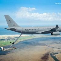 Flotte européenne de ravitailleurs en vol MRTT. Allemagne, Belgique et Norvège signent (V2)