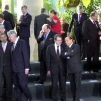 (histoire) Le sommet de Laeken déclare opérationnelle la PESD