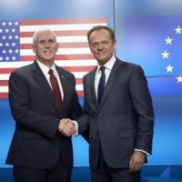 Pence rassure Bruxelles : les USA déterminés à poursuivre la coopération avec l'UE