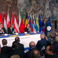 L'Europe veut assurer la défense et la protection de la population (déclaration de Rome)
