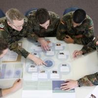 Les Allemands proposent une série de projets pour mettre dans la PESCO