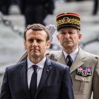 Macron un président qui s'affiche très régalien. OTAN, Europe de la Défense, Armées… son programme