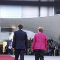 Un nouveau couple franco-allemand est né