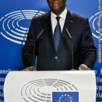 La Côte d'ivoire veut prendre sa place sur la scène internationale. Le plan Merkel nécessaire (Alassane Ouattara)