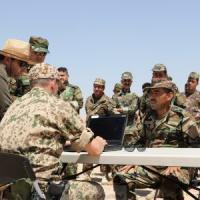 L'UE étudie l'envoi d'une équipe de conseil et soutien à la sécurité en Irak