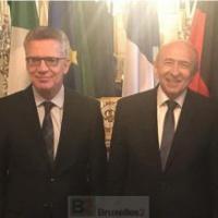 Les ministres de l'Intérieur français et allemand s'entendent pour soutenir l'Italie