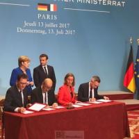 Paris et Berlin lancent une Alliance pour le Sahel (V3)