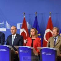 Entre l'Europe et la Turquie, ce n'est pas l'amour fou… Loin de là
