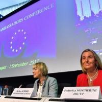 Les cinq priorités de Mogherini pour réaliser le potentiel de l'UE