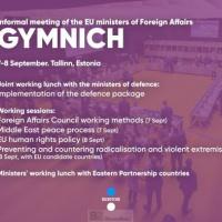 A l'agenda du conseil informel des ministres de la Défense et du Gymnich (6 au 8 septembre 2017)