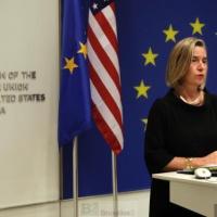 Mogherini en mission à Washington pour convaincre. Le deal avec l'Iran fonctionne