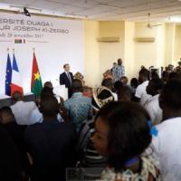 La politique française en Afrique selon Macron