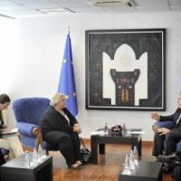EULEX Kosovo proteste contre la mise en cause de ses juges