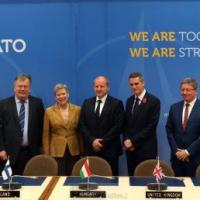 Trois nouveaux pays rejoignent le projet danois d'armes guidées de précision