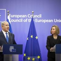 Netanyahou « peut garder ses attentes pour d'autres » selon Mogherini. Les 28 restent unis sur Jérusalem