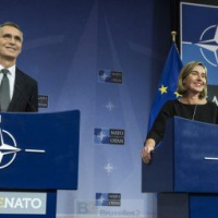 Entre l'OTAN et l'UE, les sourires sont de rigueur. De nouvelles actions communes pour renforcer la coopération