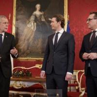 Autriche. Les ministères régaliens (affaires étrangères, défense, intérieur) aux mains des Bleus ! (V2)