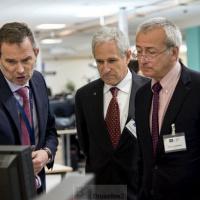 Londres bloque l'augmentation du budget du SatCen. Le double jeu britannique se révèle