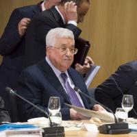 Mahmoud Abbas demande aux Européens de reconnaitre « rapidement » la Palestine