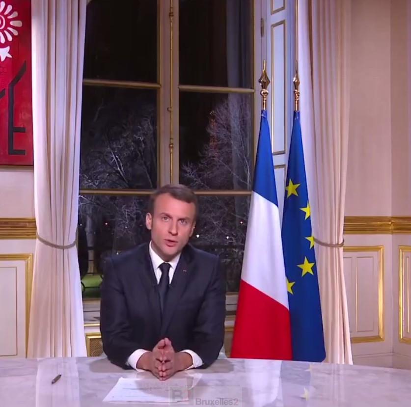 Macron confirme la suppression de la taxe d'habitation pour tous