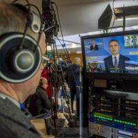 A la ministérielle Défense de l'OTAN (14 et 15 février) : préparer un «beau» sommet de juillet avec Trump