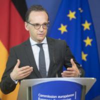 Heiko Maas espère un changement d'attitude de la Russie. Une pression est nécessaire